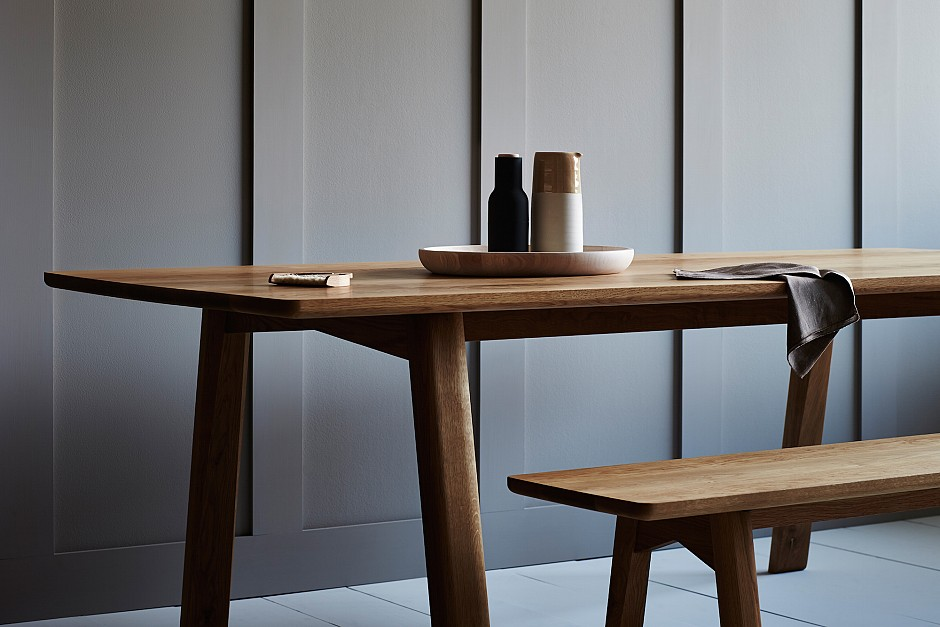 Waka Dining Table Tide Design Handmade Furniture
