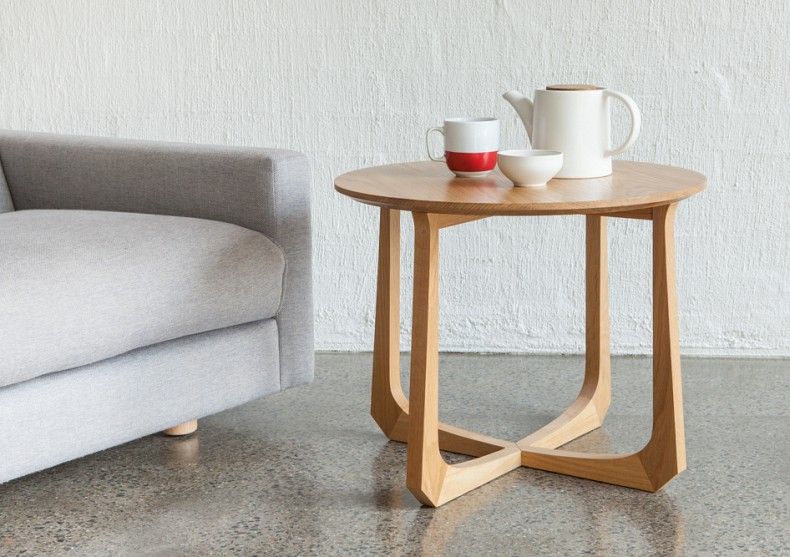 La corona side table tide design handmade furniture for Php table design