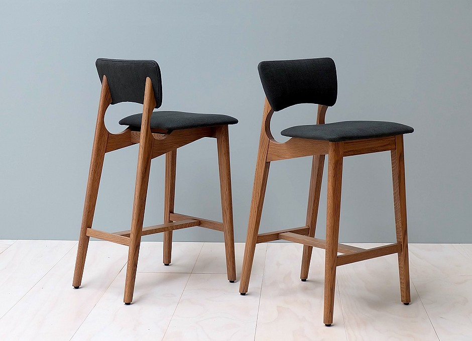 Yo Bar Stools Tide Design Handmade Furniture