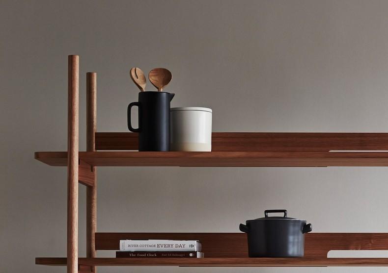 Tana Shelf by TIDE Design.