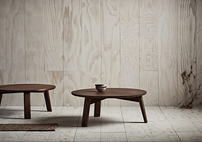 Waka Coffee Table by TIDE Design. Handmade in Melbourne, Australia.