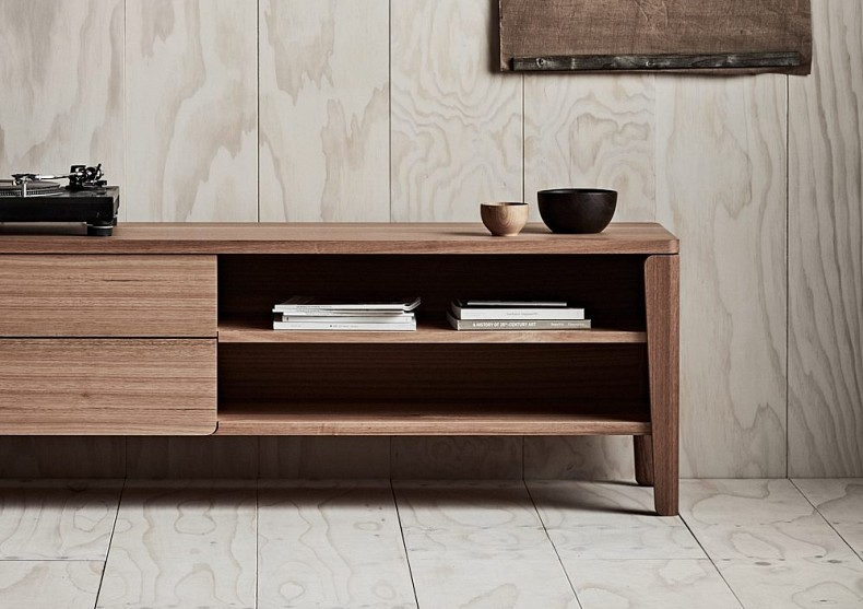 Polly Cabinet by TIDE Design. Furniture handmade in Melbourne, Australia.