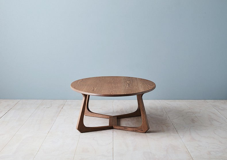 Maya Oval Coffee Table by TIDE Design. 3