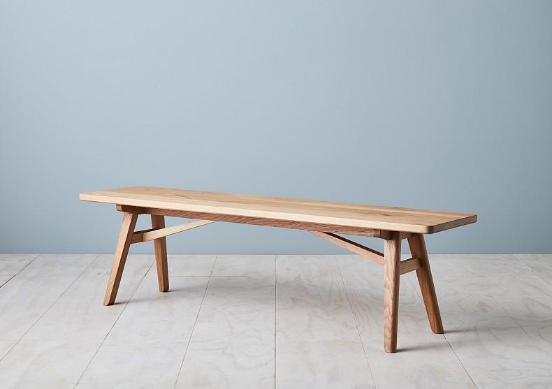 Tuki Bench Seat by TIDE Design. 4