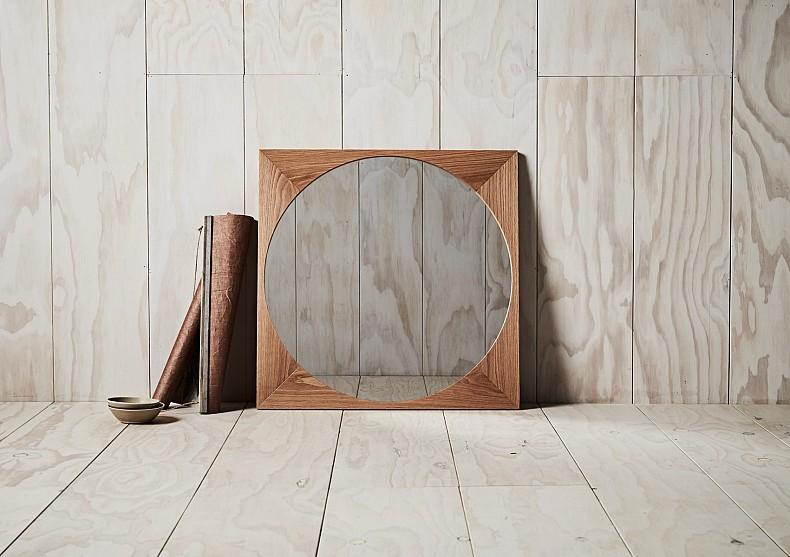 Soho Mirror - Square.  TIDE Design