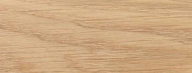 White - American Oak swatch