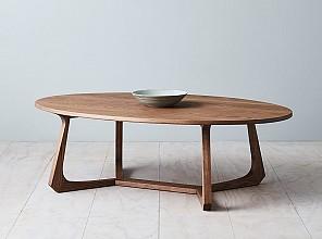 Maya Oval Coffee Table